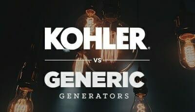Kohler vs. Generic Generators