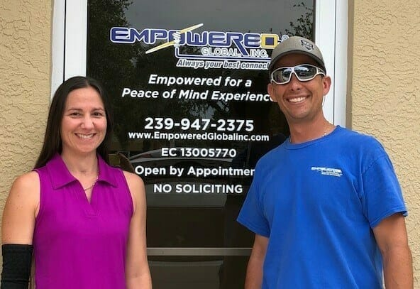 LOCAL ELECTRICAL CONTRACTOR EXPANDS TO NEW NAPLES OFFICE